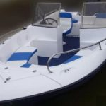 Лодка моторная CATRAN C350LK
