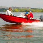 Лодка гребная CATRAN 215