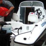 Лодка гребная CATRAN 275L/275LN